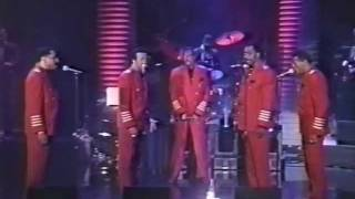 "1992 The Temptations / Old Man River & Treat Her Like A Lady (TV Live) on ""Arsenio Hall Show"""