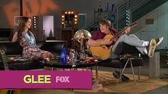 GLEE   FOX Lounge: Melissa Benoist & Blake Jenner: Duets