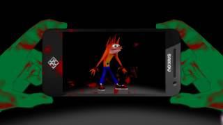 Crash Bandicoot in the Demonic Ritual (Yandere Simulator)