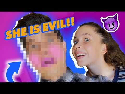 Thumbnail: SISTER DOES MY MAKEUP! (challenge) *EXTREME*