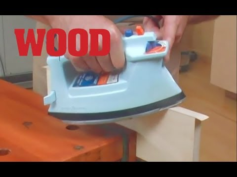 Banding Plywood with Iron-on Edge Banding - WOOD magazine