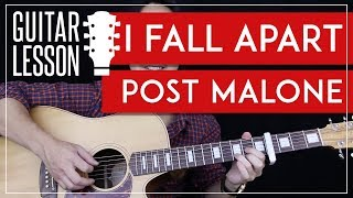 i-fall-apart-guitar-tutorial---post-malone-guitar-lesson-easy-chords-guitar-cover