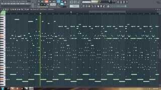 Không phải dạng vừa đâu (Piano cover) [FLStudio 12]