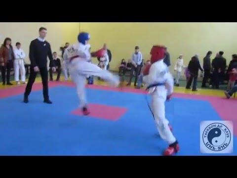 Видео нарезка Инь-Янь +1