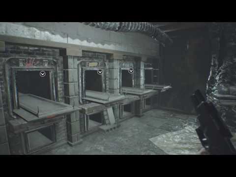 Resident Evil 7 Get Dissection Room Key