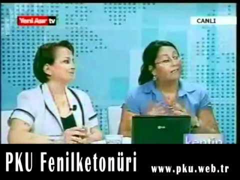 PKU Fenilketonüri - Tv Program - Kentin Sesi 1 Bölüm