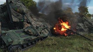 World of Tanks WZ-111 model 5A 12506 DMG  1559 EXP - Fisherman's Bay