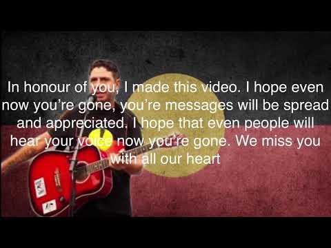 Never ending war- Robert Wharton lyric video