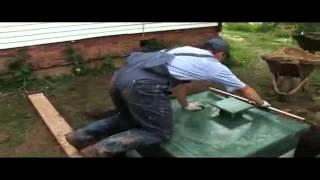 Монтаж канализации для загородного дома(Строительный портал http://donosvita.org представляет видео о том как правильно проводить монтаж канализации в..., 2012-03-27T07:10:50.000Z)