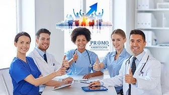 Medical Marketing for Doctors - Promotional Strategies (Webinar)
