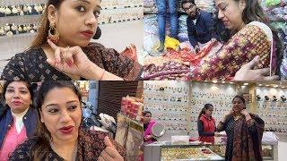 Amritsar Ki Galiyon Main Ki Jum Kar Shopping 👛Phulkari Suits, Jewellery & Juttis  Indian Mom Studio