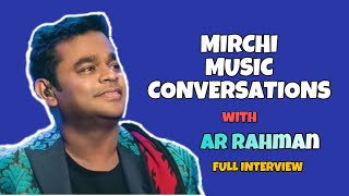 AR Rahman on Sushat Singh Rajput, Dil Bechara music, his favourite singers | Full Interview