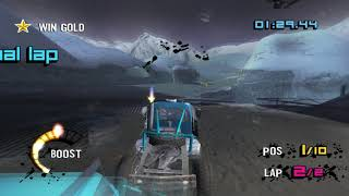 Motorstorm: Arctic Edge - Rig Racer | Gameplay