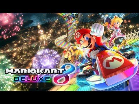 Mario Kart 8 Deluxe! #161
