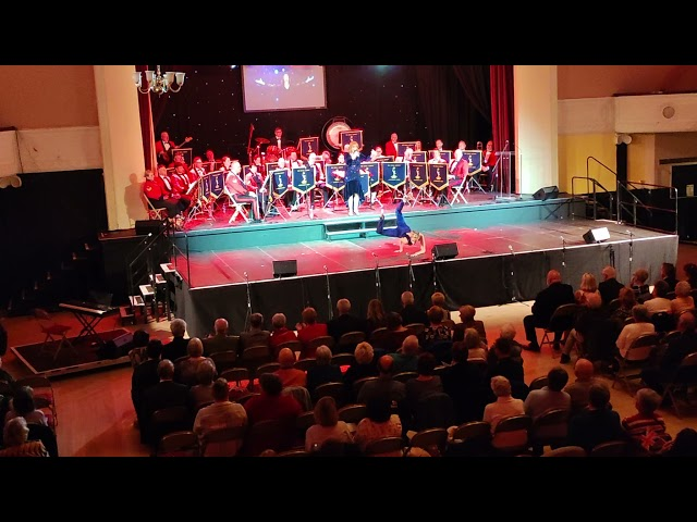 Salute to the Heroes Charity Concert - Hartlepool Borough Hall - Sandy Smith