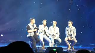 Westlife - I Have A Dream and Stools Medley - The O2 London - 14th June 2019 Video