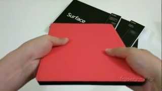 Apresentando o Microsoft Surface