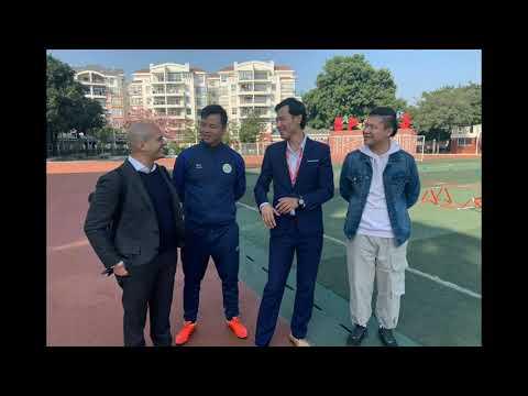 Coach Reis @ IDG Sports Culture Expo. Guangzhou, China