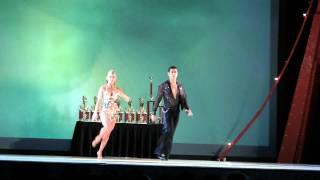 Isidro & Ariel at San Francisco Salsa Congress 2010