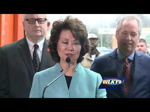 WATCH: Officials launch construction phase of Dixie Highway project