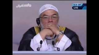 Convention annuelle de la communauté musulmane ahmadiyya à londres - 2015