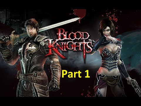 "Blood Knights - Windows PC - Chapter 1: The Blood Seal ""Full Playthrough"" HD"