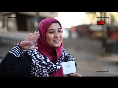دوت مصر| سألنا البنات لو في تجنيد ؟ ..