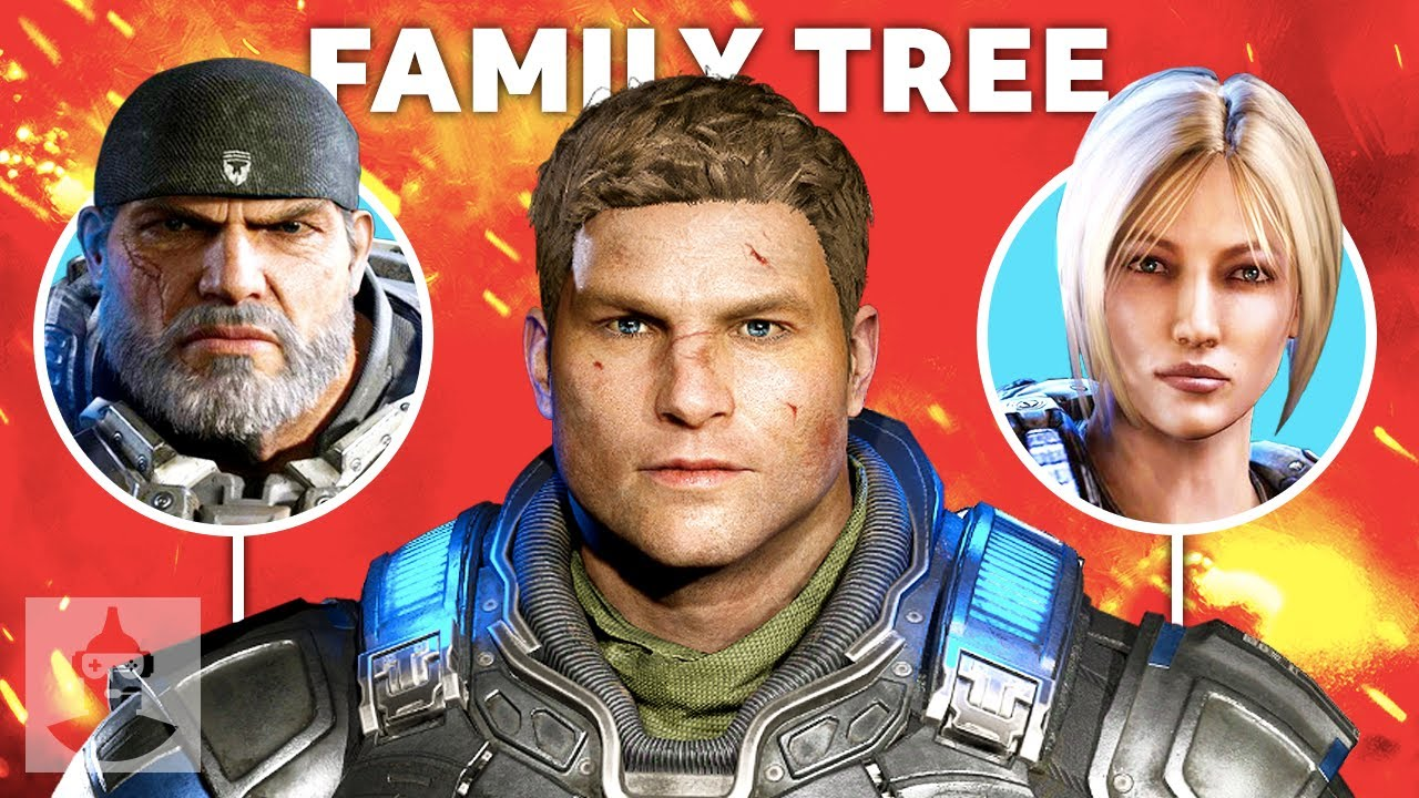 The Complete Gears Of War Family Tree | The Leaderboard thumbnail