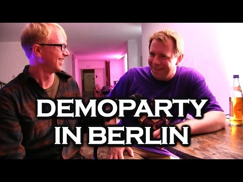 Joe Goes To A Demoparty In Berlin
