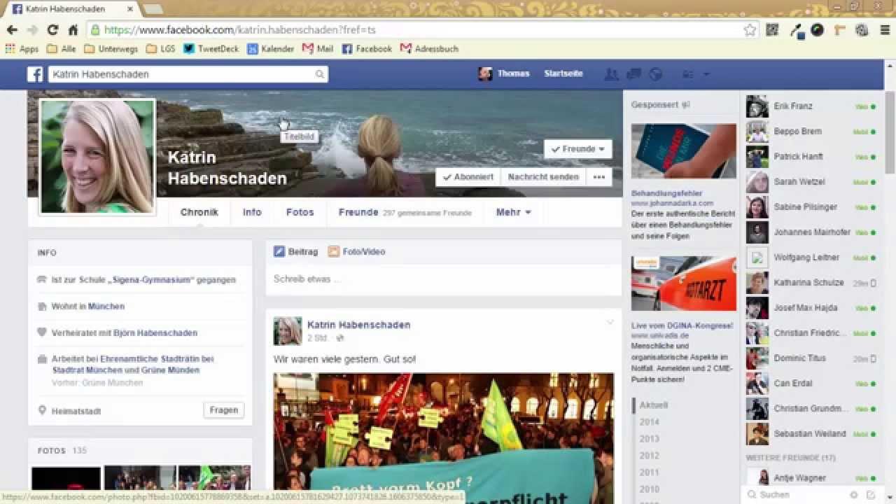 Facebook Blockieren Rückgängig