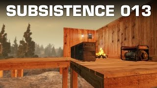 SUBSISTENCE [013] [Ein behagliches Zuhause] [Let's Play Gameplay Deutsch German] thumbnail