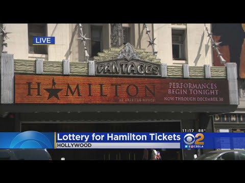 'Hamilton' Fans Clamor For Chance To Win $10 Tickets