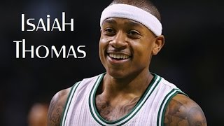 Isaiah Thomas 2015 - The Little Big Man | NBA Mix ᴴᴰ