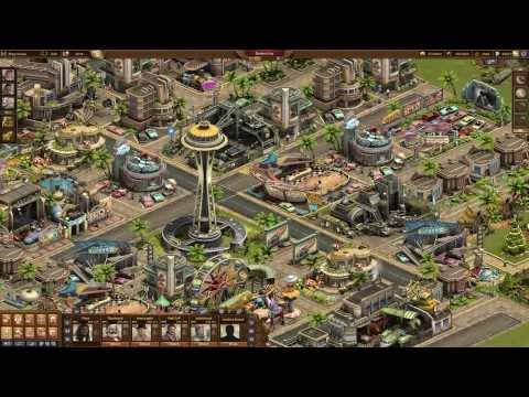 Forge of Empires - The Modern Era!