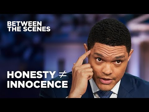 A Crime You Admit To… Is Still a Crime - Between the Scenes | The Daily Show