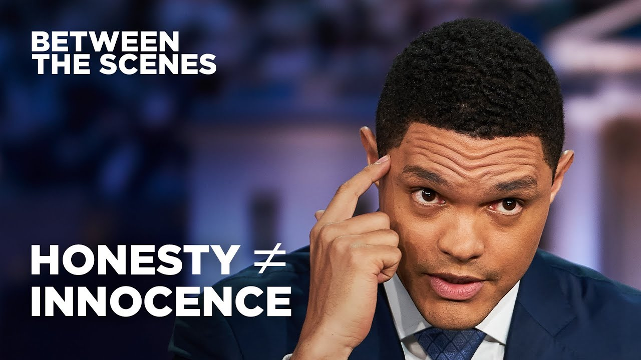 A Crime You Admit To… Is Still a Crime - Between the Scenes   The Daily Show