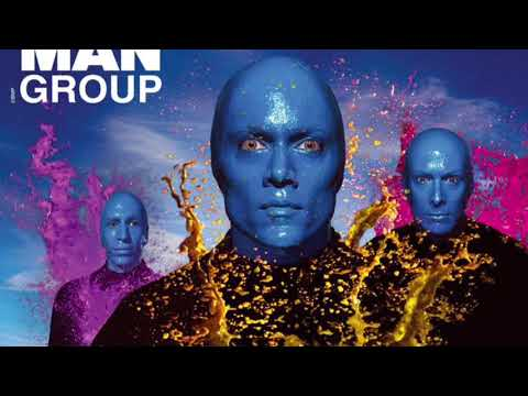 Blue Man Group Movie Shorts Theme EXTENDED