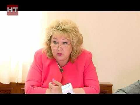 Специалисты департамента здравоохранения Новгородской области провели пресс-конференцию