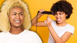 Black Women Share Natural Hair Horror Stories
