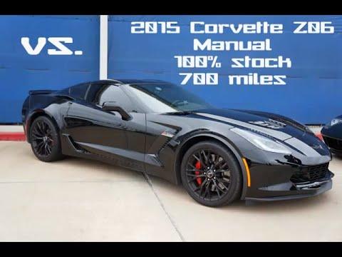 2015 C7 Z06 Corvette battles 2014 Viper TA - STREET RACE!