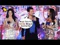 Ananya Panday JEALOUS Seeing Tiger Shroff FLIRT With Tara Sutaria At SOTY 2 The Jawani Song Launch Mp3