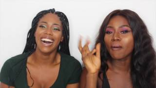 TEACHING CAMEROONIAN SLANG WORDS TO A CONGOLESE | FRENCH