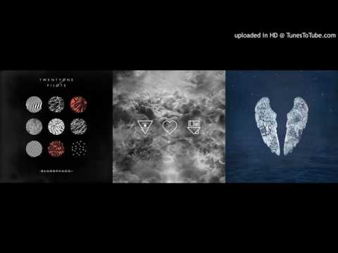 Afraid of Polarizing Magic - The Neighbourhood, twenty one pilots, & Coldplay (Mashup)