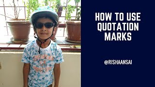 How to Use Quotation Marks | Grammar Lessons