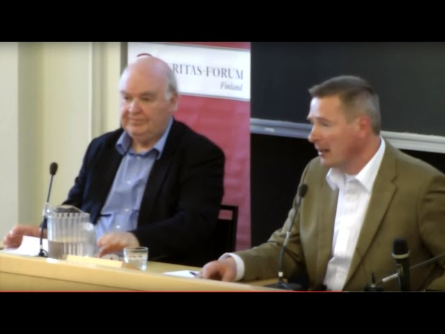 Has Science Buried God? John Lennox, Matti Kamppinen