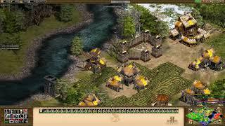 Age of Empires II HD Español Atila mision 1 parte 2