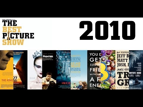 The Best Picture Show - Episode 11 - 2010 (feat. Movie Outhouse)