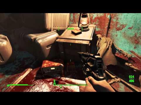 Fallout 4: Distress signal Train car door Location