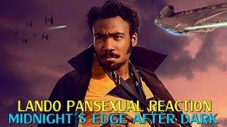 Lando Pansexual Reaction