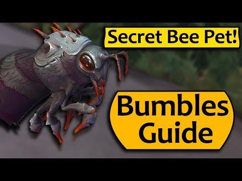 Bumbles - How to Get BfA's Secret Bee Pet!